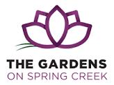 the gardens on spring creek logo