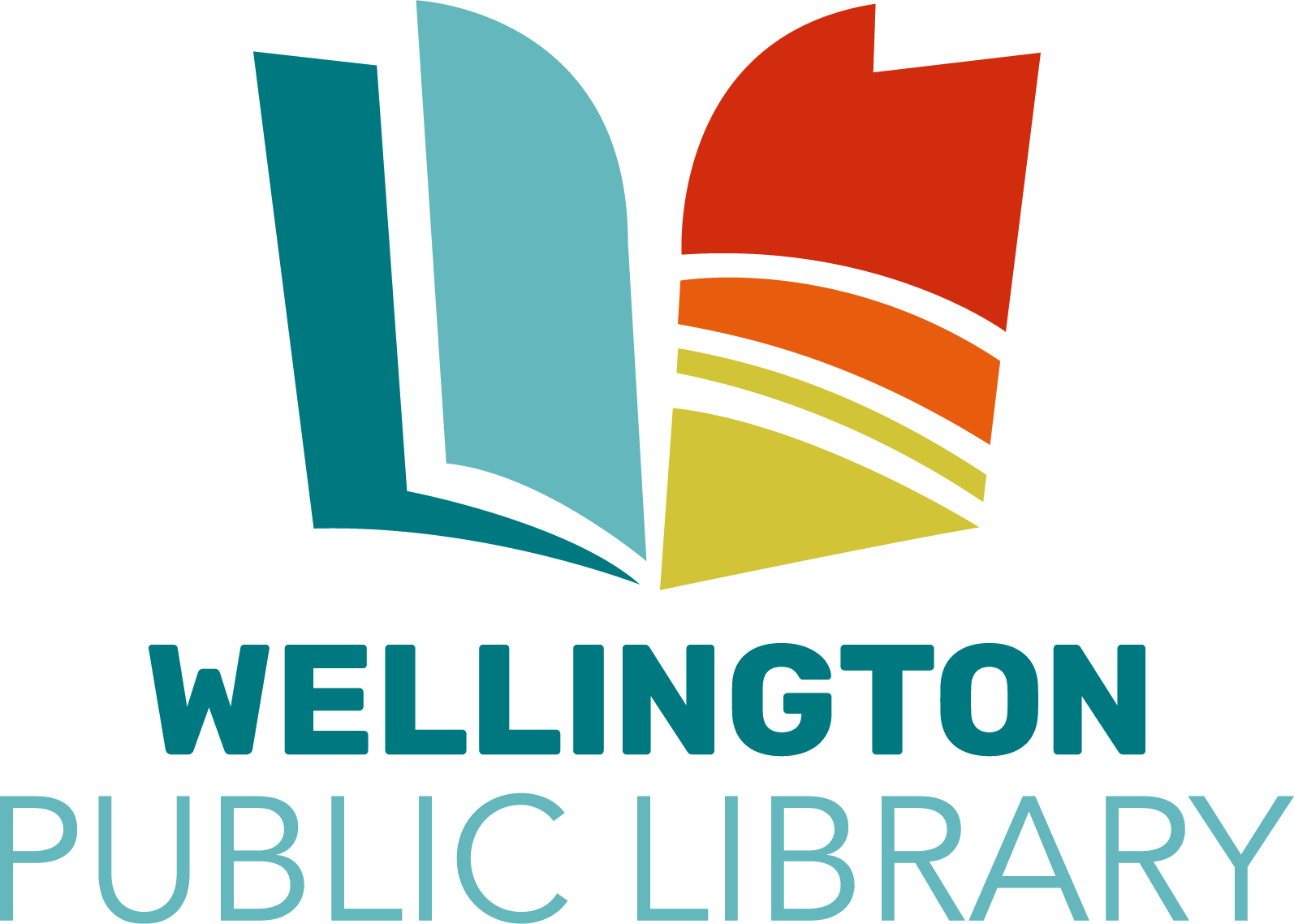Wellington Library Logo