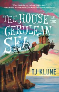 house on the cerulean sea cover