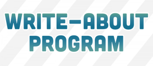 Write-About Program