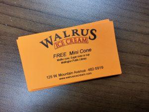 walrus coupon