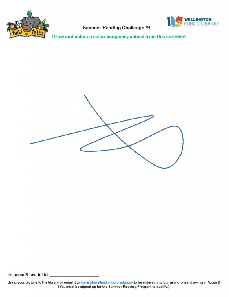 scribble challenge
